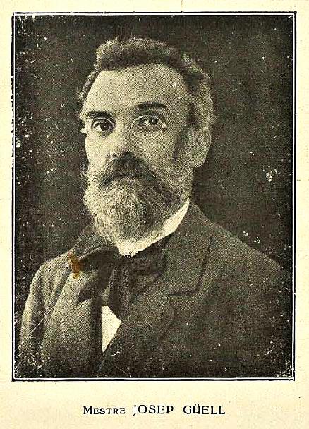 Mestre_Josep_Güell_1927_Revista_«Lleida»